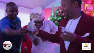Mapesa yamiminwa mbele ya Babu Tale katika 40 ya mtoto wake wa kike