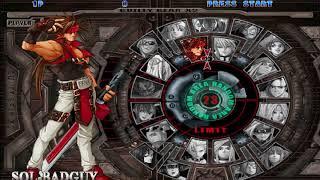 Game Đối Kháng Huyền Thoại - Guilty Gear X2