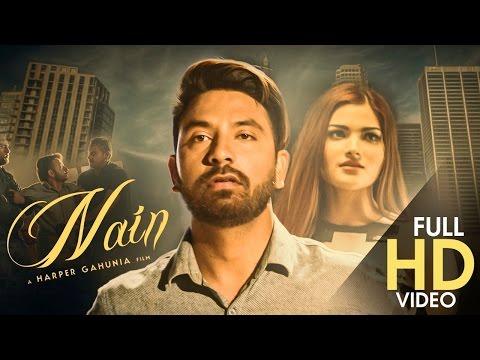 Manpreet Shergill   NAIN (Official Video)   Birgi Veerz    Latest Punjabi Romantic Songs 2016