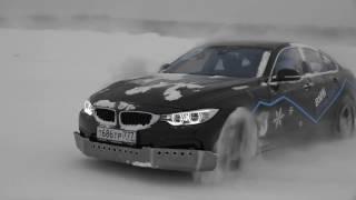 DT_LIVE. BMW xDrive VS морозы Сургута (-30 C)