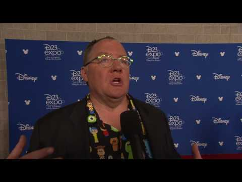 D23 Expo 2017   Animation John Lasseter interview