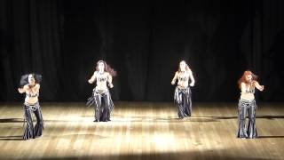 Baixar Coreografia Bellyrock - Arabesque BY Badria 2015