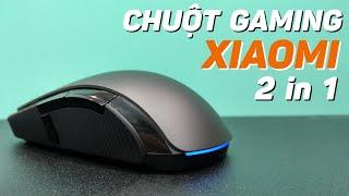 Chuột Gaming Xiaomi - Quá Rẻ , Quá Ngon , 2 in 1 Liệu Có Vô Địch Trong Tầm Giá ?