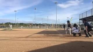 Рикошет на бейсболе