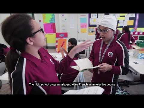 Qatar Academy Al Khor in a Glimpse
