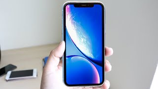 BEST Thing About The iPHONE XR!