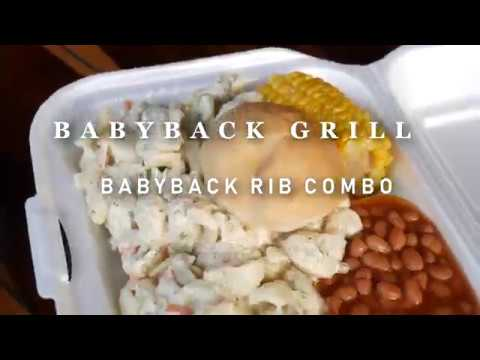 ARUBA FOOD TRIP PART - 2 BABYBACK RIB,GRILLED GROUPER SANDWITCH,GROUPER CHECICHE AND BEEF TACO