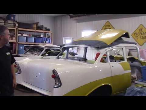 1956 Chevy Bel Air Restoration Update, Wiring & More  Lastchanceautorestore Com