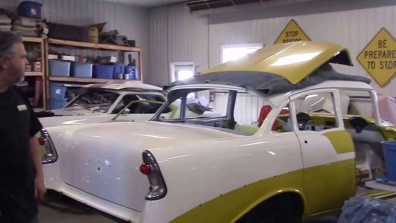 medium resolution of 1956 chevy bel air restoration update wiring more lastchanceautorestore com