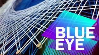 Blue Eye - String art @IQ85k