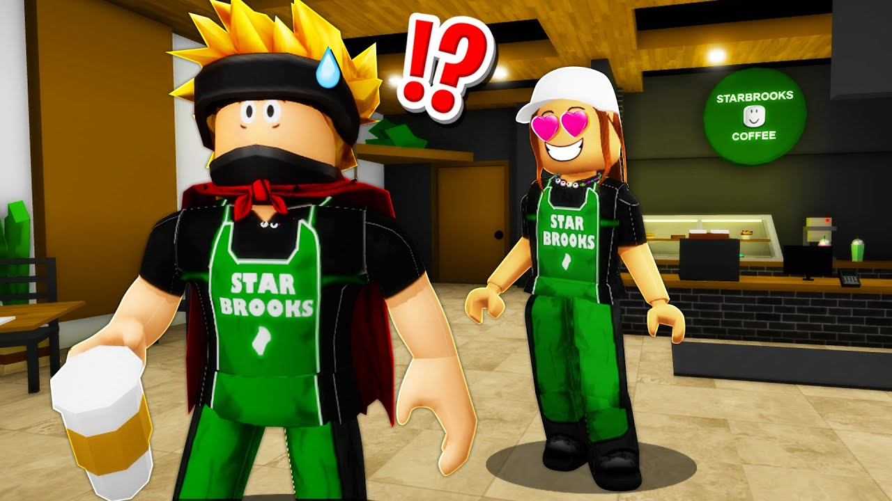 Download I Worked At The COFFEESHOP.. Owner Had A CRUSH On Me in Roblox BROOKHAVEN RP!!
