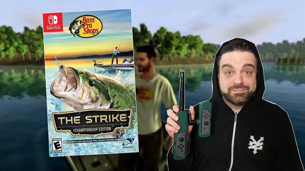 Pokeno Bass Pro Shops The Strike Championship Edition Switch Live Rgt 85 Youtube