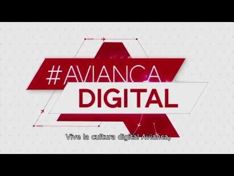 Avianca, una empresa digital que se transformó para ofrecer mejor servicio   #ViveDigitalTV N2 C24