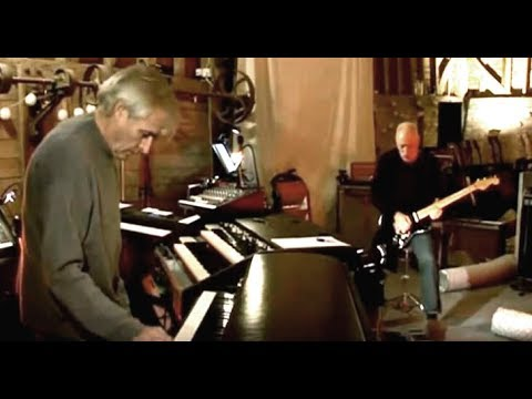 David Gilmour / Richard Wright- The Barn Jams