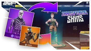 HOW TO TRANSFER YOUR SKINS IN FORTNITE (PC,XBOX, AND PS4) WORKING JULY 2018