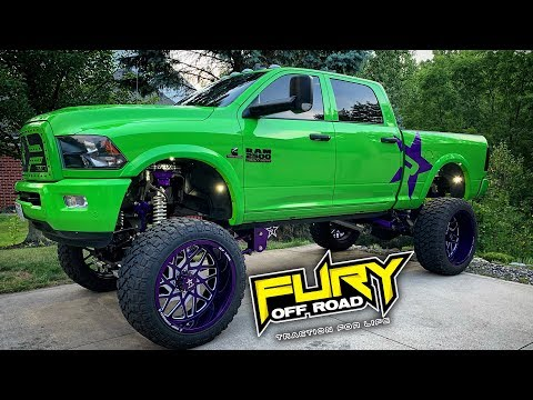 Why Does EVERYBODY Run FURY OFF-ROAD TIRES?!?