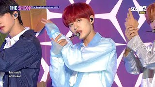 AB61X - HOLLYWOOD + BREATHE (190528 SBS THE SHOW)