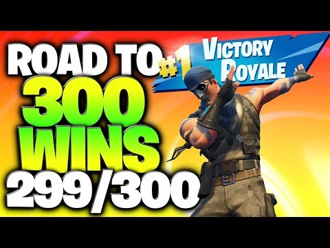 Road To 300 Solo Wins On The PS4 (299/300) - Looking At My Leaderboard Rankings