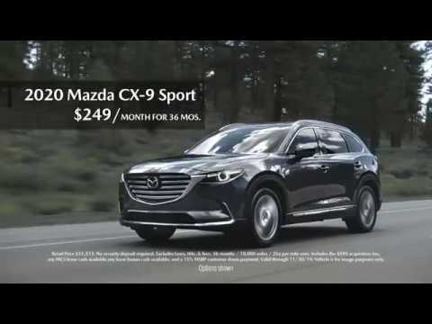 LEASE 2020 Mazda CX-5 Sport for ONLY $209/month | Mazda Tri-County