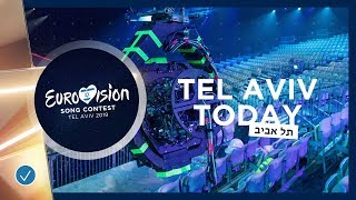TEL AVIV TODAY - 10 MAY 2019 - Big 5 and Israel perform on stage for the first time