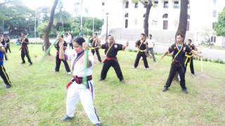 Amato Arnis Classic System Martial Arts Group - Training Sequence