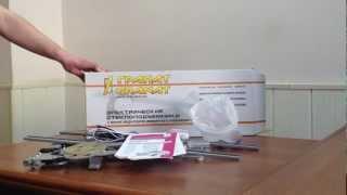 Электростеклоподъемники Гранат для Chevrolet NIVA, передние(Купить электрические стеклоподъемники