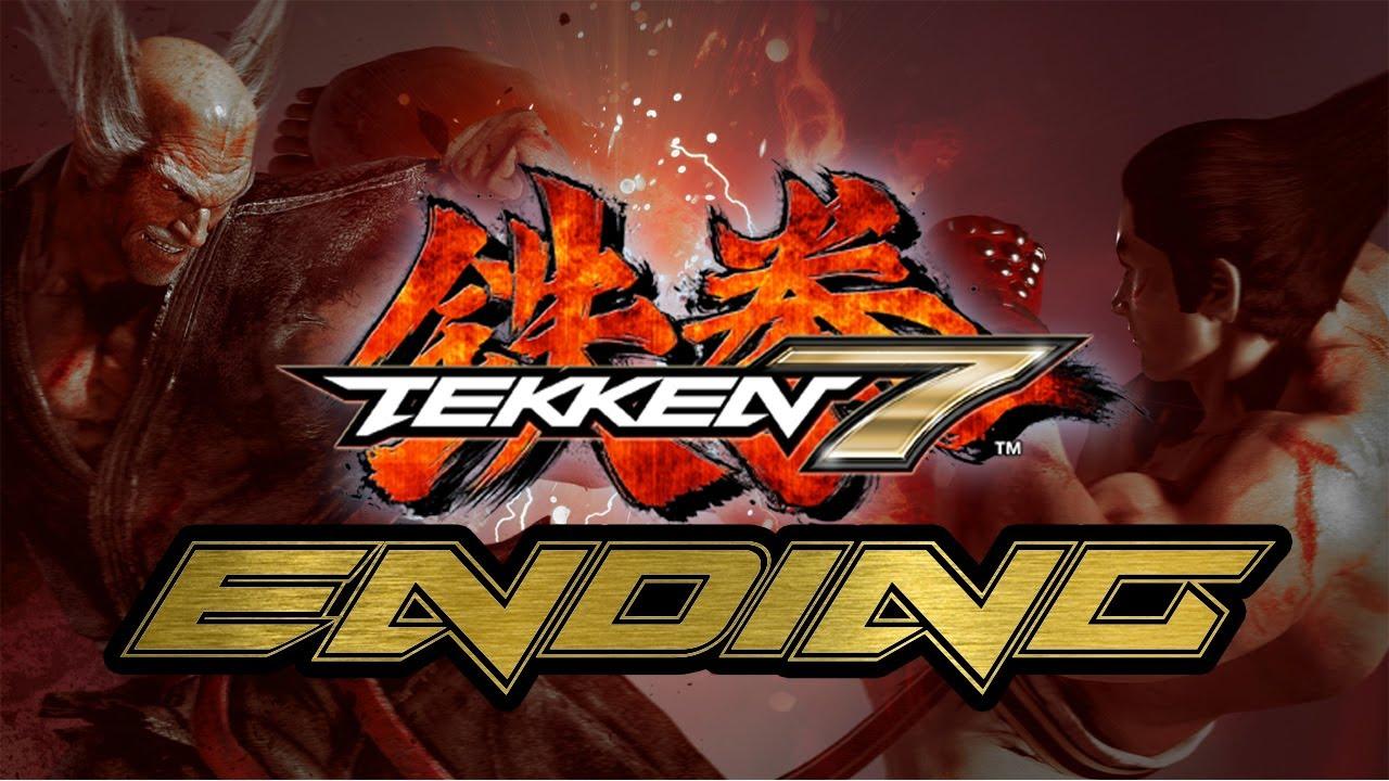 Tekken 7 Gameplay Walkthrough Story Mode Ending Ps4 No Commentary