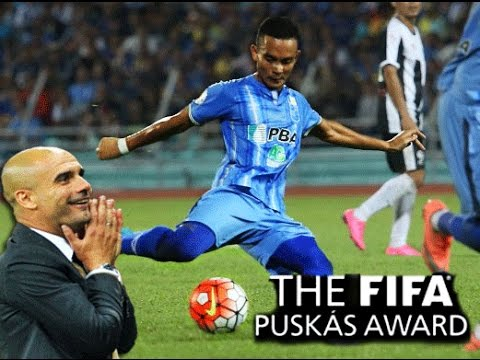 TOP 3 FIFA Puskas Award 2016