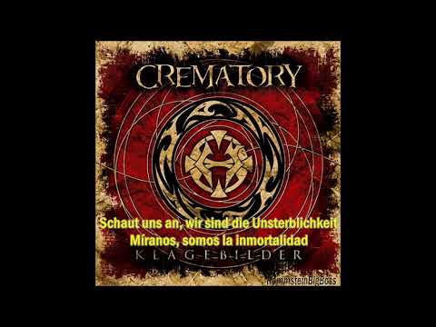 Crematory - Kein Liebeslied (Alemán - Español) mp3