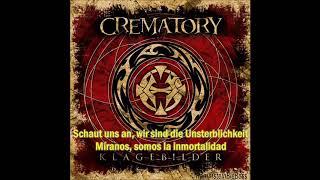 Crematory - Kein Liebeslied (Alemán - Español)