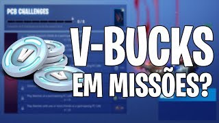 EARN VBUCKS and CATEGORIES IN QUESTS-Fortnite Battle Royale