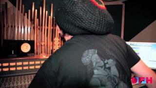 ALBOROSIE - Dubwise session @ Shengen Studio.mov