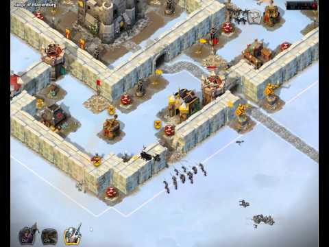 Age Of Empires: Castle Siege - Marienburg Mission