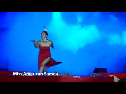 Day 6 Talent Am Samoa