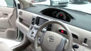 Toyota Raum 2004 1 5L Auto 29 Nov