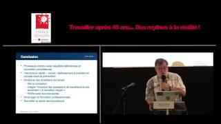 Travailler après 45 ans - Michel Muller : La conclusion d'un médecin du travail