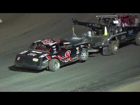 RPM Speedway 2017 Fall Nationals: 10-7-17 Stock Cars Last Chance Races 1-2
