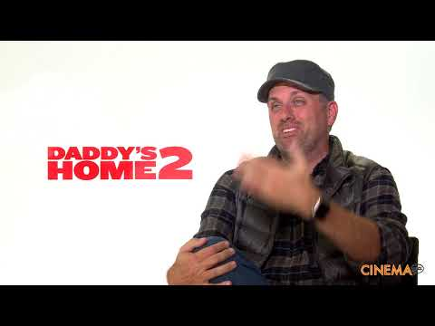 "Sean Anders (Director) Interview For ""Daddy's Home 2"""