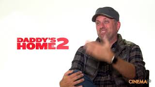 """Sean Anders (Director) Interview For """"Daddy's Home 2"""""""