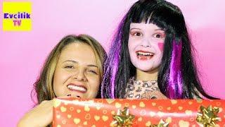 Monster High Draculaura Barbie Dev Sürpriz Oyuncak Kutusu 6 - Evcilik TV