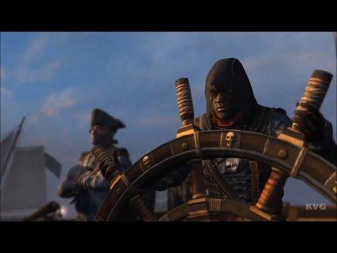 Assassin's Creed: Rogue - All Cutscenes | Movie [HD]