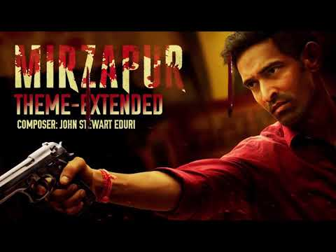 Mirzapur Theme song Extended version