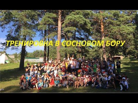 Тренировка в Сосновом бору 07.07.2019