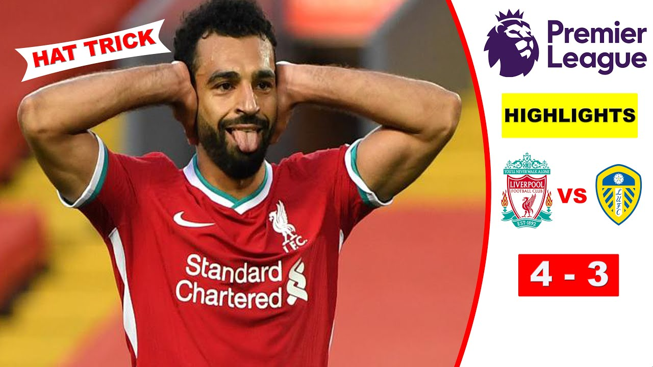 Liverpool Vs Leeds in Premier League I Opening Day Match ...