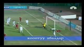 Kyrgyzstan vs Jordan full match