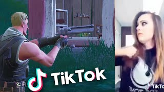 I recreated cringy Tik Tok's in Fortnite