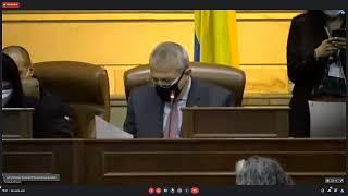 Plenaria Cámara de Representantes: Sesión Extraordinaria - 22/6/2021