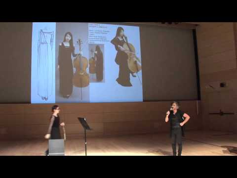 Reinventing Orchestral Garments: A Prototype Presentation | The New School