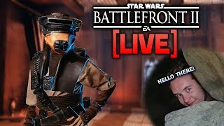 ⚡BATTLEFRONT 2 LIVE - I'm back from Vacation!
