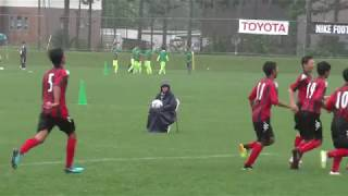 GroupStageーD 北海道コンサドーレ札幌U-15vs.愛媛FCU-15 2018/8/16(木)...